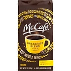 McCafé Breakfast Blend Ground Coffee, 12 oz. Bag (00430000553300)