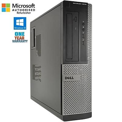 Dell Optiplex 3010 Desktop Computer, Intel Core i5-3470 3.2GHz Processor, Refurbished