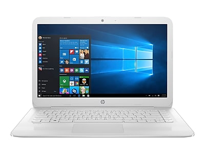 "HP Stream 14"" Notebook Laptop, Intel, Refurbished (X7S48UA#ABA)"