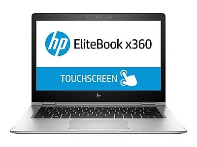 "HP EliteBook x360 1030 G2, 13.3"" Laptop Computer, Intel i5, 256 GB SSD, 8GB, Windows 10 Pro, Intel HD Graphics, (1NM37UT#ABA)"