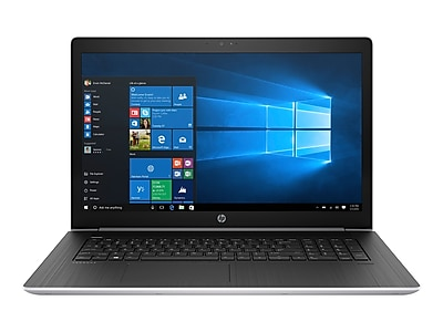 "HP ProBook 470 G5 2UA28UT#ABA 17.3"" Notebook Laptop, Intel i7"