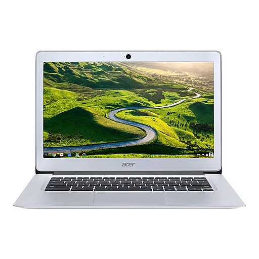 "Acer 14 NX.GC2AA.007 14"" Chromebook Laptop, Intel"