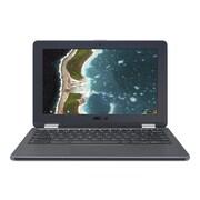 "ASUS Flip C213SA YS02 11.6"" Chromebook Laptop, Intel N3350 Dual-Core Processor"
