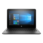 "HP ProBook x360 11 G2 EE 11.6"" Touchscreen LCD 2in1 Notebook, Intel Core M (7th Gen) Dual-core 1 GHz, 4 GB LPDDR3, 128 GB SSD"