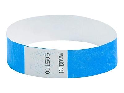 Baumgartens SICURIX Security Wrist Band, 100/Box (85030)