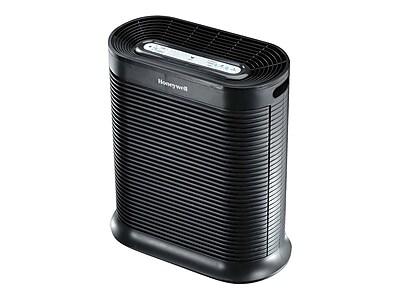 Honeywell True HEPA Console Air Purifier, Black (HPA300)