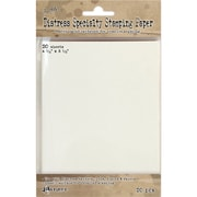 "Ranger Tim Holtz Distress Specialty Stamping Paper, 4.25"" x 5.5"", 20/Pack (TDA42099)"