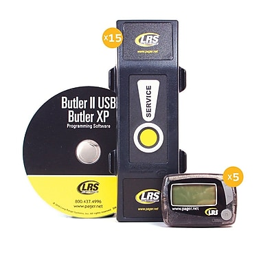 LRS Butler XP Push-for-Service System, 15/Kit