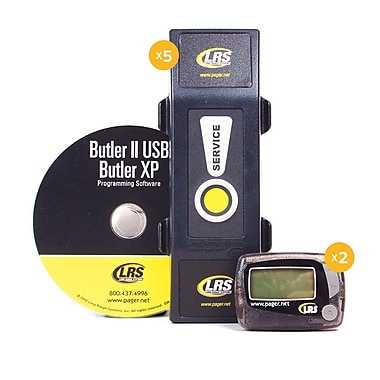 LRS Butler XP Push-for-Service System, 5/Kit