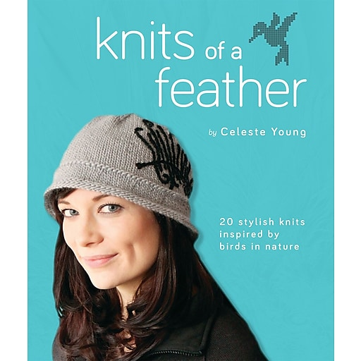 Knits of a Feather:  20 Stylish Knits Inspired by Birds in Nature
