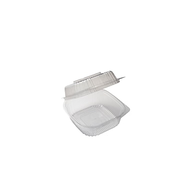 BioGreenChoice Compostable PLA Clear Take Out Containers