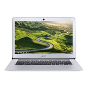 "Acer 14 NX.GC2AA.005 14"" Refurbished Chromebook, Intel N3160, 4GB Memory"