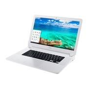 "Acer 15 NX.MUNAA.001 15.6"" Chromebook Laptop, Intel, Refurbished"