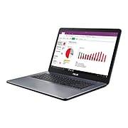 """ASUS VivoBook F705MA DS21Q 17.3"""" Notebook Laptop, Intel Pentium"""