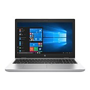 "HP ProBook 650 G4 15.6"" Notebook, Intel i5, 8GB Memory, 256GB SSD, Windows 10"
