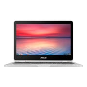 "ASUS Flip C302CA DH54 12.5"" Chromebook Laptop, Intel"