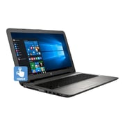 "HP P1B08UA#ABA 15.6"" Notebook Laptop, AMD A8, Refurbished"