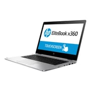 "HP EliteBook x360 1030 G2, 13.3"" Laptop Computer, Intel i5, 128 GB SSD, 8GB, Windows 10 Pro, Intel HD Graphics 620 (1BS95UT#ABA)"