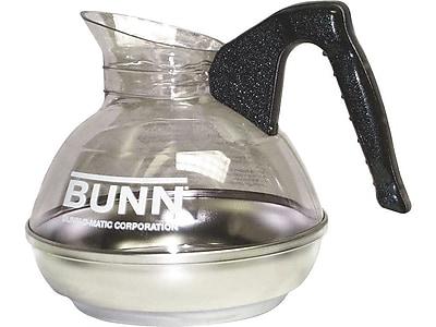 Bunn Easy Pour 64 oz. Decanter, Black (06100.0156)