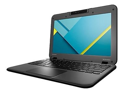 "Lenovo N22 80SF0001US 11.6"" Chromebook Laptop, Intel"