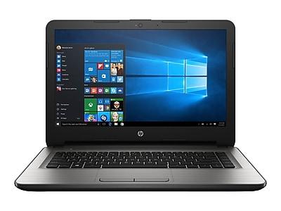 "HP 14"" Notebook Laptop, AMD E2, Refurbished (W2M55UA#ABA)"