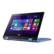 "Acer Aspire R 11 NX.G10AA.005 11.6"" Refurbished Notebook, Intel N3050, 2GB Memory"