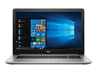 "Dell Inspiron I5770-7708SLV-PUS 17.3"" Notebook Laptop, Intel i7"