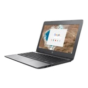 "HP 11-v011dx 11.6"" Chromebook Laptop, Intel, Refurbished (X7T66UA#ABA)"