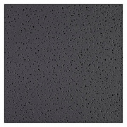 Armstrong Fine Fissured Square Lay In 2'x2' black ceiling tile with 16pcs/ctn