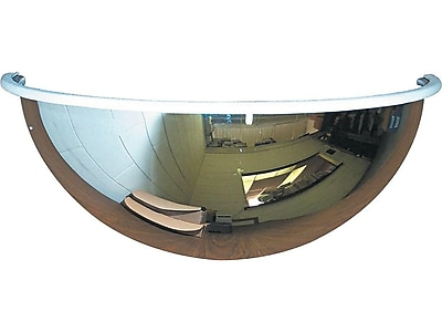 See All Half-Dome Panaramic 180 Degree Mirror (PV26-180)