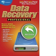 Avanquest Data Recovery Professional for 1 User, Windows, Download (10098-E)