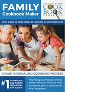 Avanquest Family Cookbook Maker for 1 User, Windows, Download (FC-9507-E)
