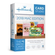 Nova Development Hallmark Card Studio 2018 for 1 User, Mac, Download (43128-E)