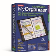 Avanquest MyOrganizer Ultimate 7 for 1 User, Windows, Download (VBQK67EKF4U58KA)