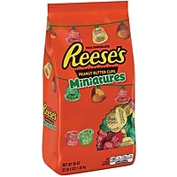 Deals on Hersheys Reeses Holiday Peanut Butter Cups Miniatures 36oz