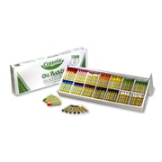 Crayola Oil Pastels, Assorted Colors, 336/Box  (52-4629)