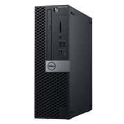 Dell OptiPlex 7060 V81YV Desktop Computer, Intel Core i7-8700, 500GB HDD, 8GB RAM, Windows 10 Pro, Intel UHD 630