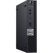 Dell OptiPlex 7060 PN1RV Desktop Computer, Intel Core i7-8700T, 128GB SSD, 8GB RAM, Windows 10 Pro, Intel UHD 630