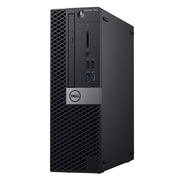 Dell OptiPlex 7060 XTN3F Desktop Computer, Intel Core i7-8700, 1TB HDD, 8GB RAM, Windows 10 Pro, Intel UHD 630