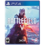 Mecca-Electronic Arts Battlefield V, PlayStation 4 World War (37245)