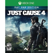 Square Enix Just Cause 4 Day For Microsoft, Xbox One (92169)