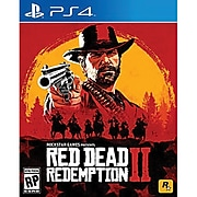 Take-Two Red Dead Redemption 2 For Sony, PlayStation 4 (47890)