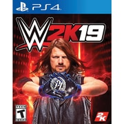 Take-Two WWE 2K19 For Sony, PlayStation 4 (57064)