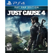 Square Enix Just Cause 4 Day For Sony, PlayStation 4 (92154)