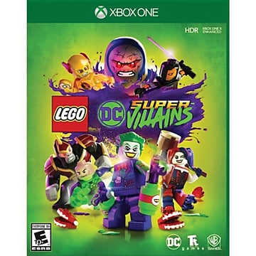 Mecca-Electronic Arts LEGO DC Super Villains, Xbox One Adventure (1000709805)