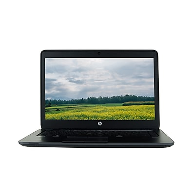 "HP ZBook 14 G2 14"" Refurbished Laptop, Core i5-5300U 2.3GHz Processor, 8GB Memory, 256GB SSD"