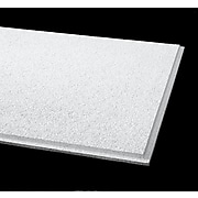 Armstrong Cirrus Angled Tegular 2'x2' White Ceiling Tile, 12 Count (584B)