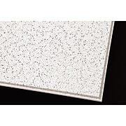 Armstrong Cortega Angled Tegular 2'x2' White Ceiling Tile, 16 Count (704A)