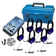 Hamilton Buhl (LCAC1) AudioChamp™ CD/MP3 with USB Listening Center, 6 Station