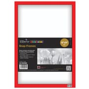 """Seco Snap Frame 18"""" x 24"""", Red (SN1824)"""